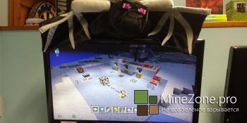 Подробности грядущего обновления консольных версий Minecraft
