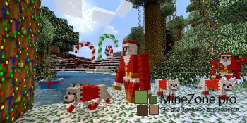 Рождество придет в Minecraft на Xbox уже в этот четверг