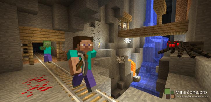 Mojang взялись за разработку Minecraft 1.9 с новыми силами.