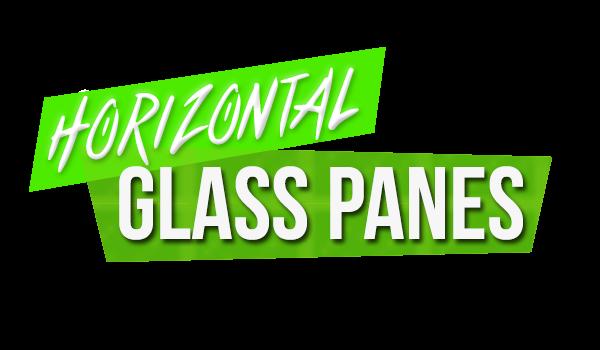 [1.7.10] Horizontal Glass Panes