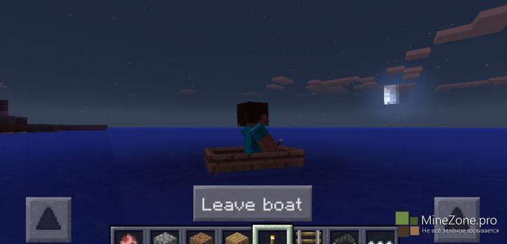 В карманном Minecraft можно будет готовить рыбу