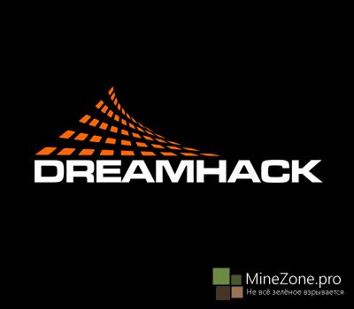 Minecraft на DreamHack Bucharest 2015