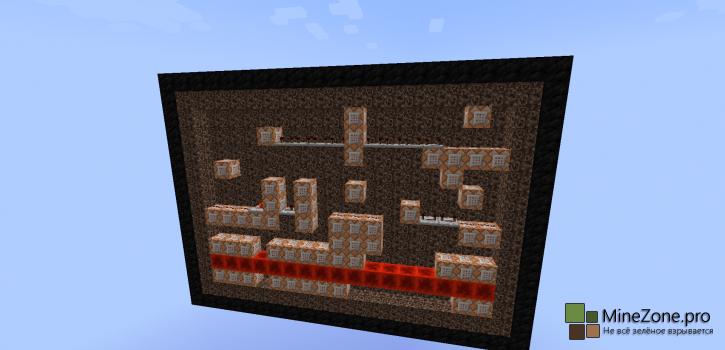 [1.8+] Змейка в Minecraft!