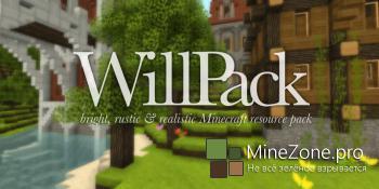 [1.8] [32x] Willpack resourcepacks