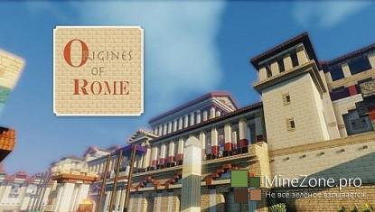 [1.8+][32x] Origines of Rome – Conquest Addon