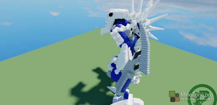 Minecraft Timelapse - Piraka Thok