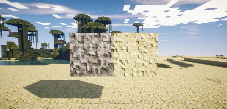 [512x] Realistico + Bump Mapping