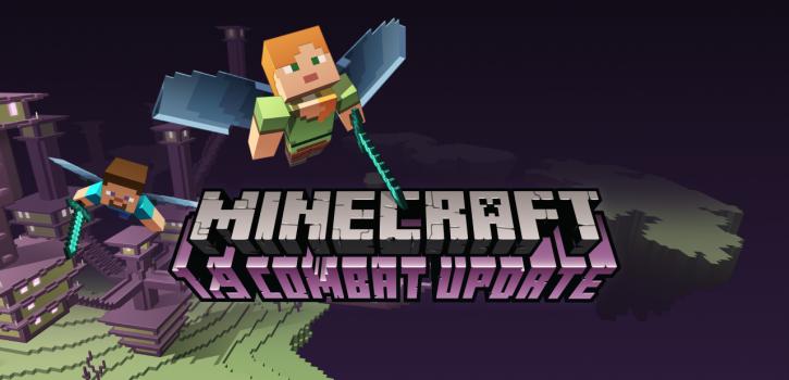 Состоялся релиз Minecraft 1.9