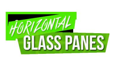 [1.8.9] Horizontal Glass Panes Mod