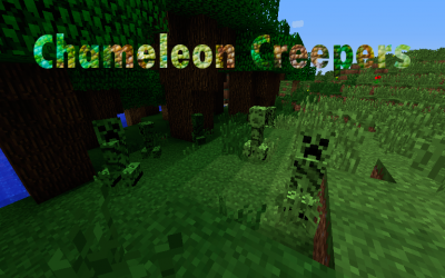 Chameleon Creepers