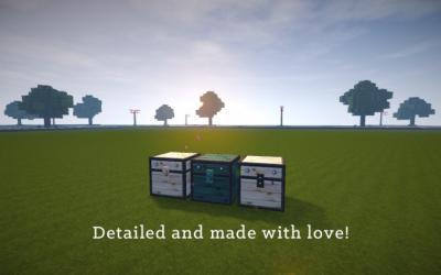 [1.9+] DEM Textures! (128x)