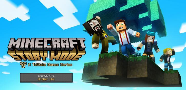 Вышел пятый эпизод Minecraft: Story Mode