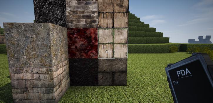 [256x] last block 2.0 ресурс-пак