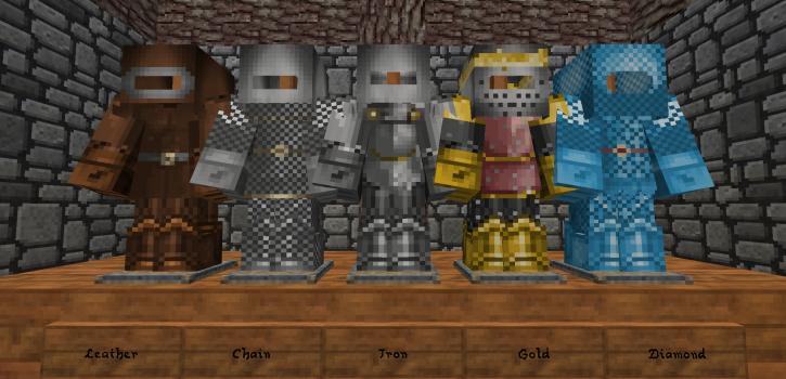 [1.9+] [32x] Darklands Medieval Resource Pack