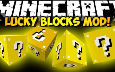 [1.9] Lucky Block Mod