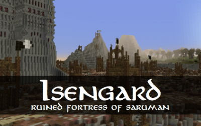 Isengard - Ruined Fortress