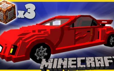 [1.9+] RaceCars Command Block