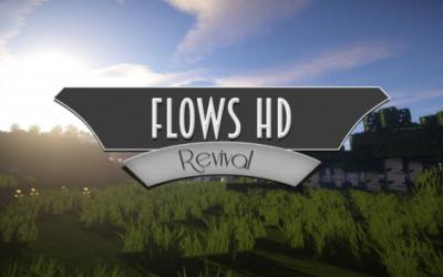 [1.9+] [128x] Flows HD Resource Pack
