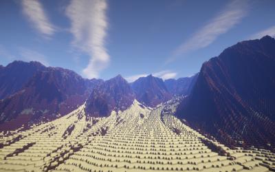 Wasteland - 4k x 4k