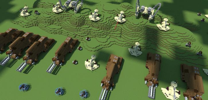 Battle of Naboo STAR WARS