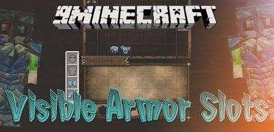 [1.9] Visible Armor Slots