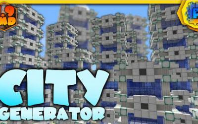 [1.9] City Generator Command Block