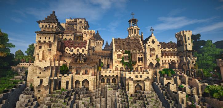 Ambarina, a Medieval Mediterranean City