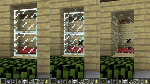 Fragile Glass Mod