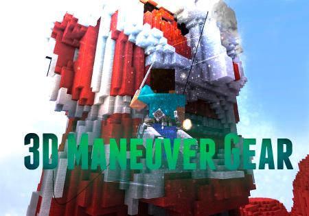 3D Maneuver Gear Mod
