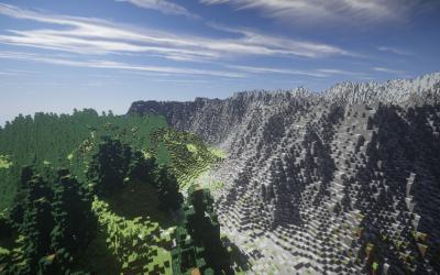 Salendale mountains