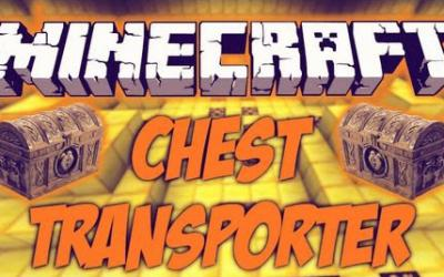 [1.9.4][Forge] Chest Transporter