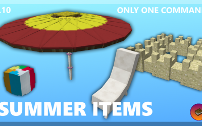[1.10] SUMMER DECORATIONS