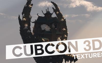 [32x] CubCon 3D Textures