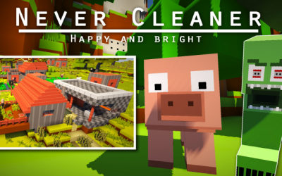 [64x] Never Cleaner