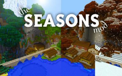 [1.8.9] Seasons Mod