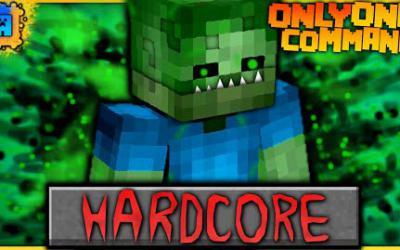 [1.10] Hardcore Zombie Command Block