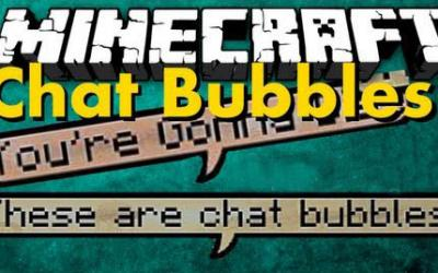 Chat Bubbles!
