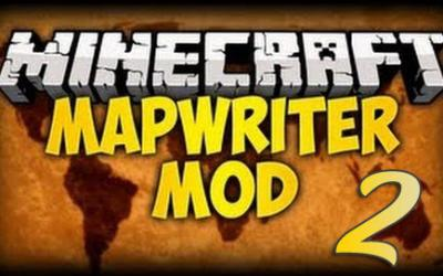 MapWriter 2 Mod