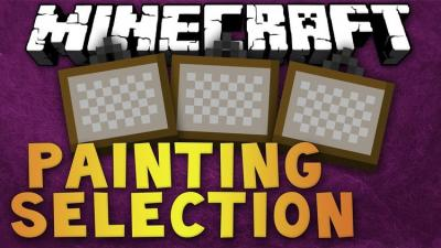 Painting Selection Gui