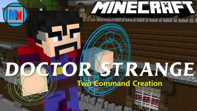 Doctor Strange in Vanilla Minecraft