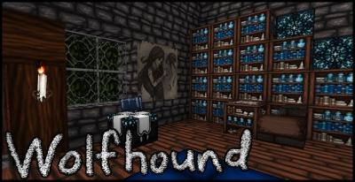 [1.11.2] [64x] Wolfhound Resource Pack