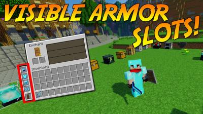 Visible Armor Slots
