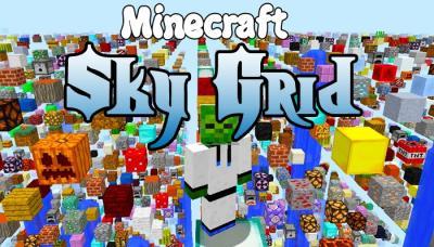 Sky Grid Mod