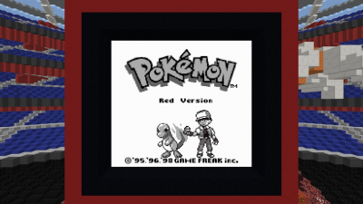 [1.11.+] Pokemon Red - Full Recreation