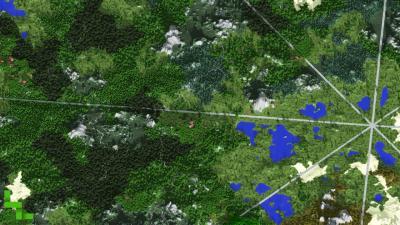 Aureole: 10k survival terrain